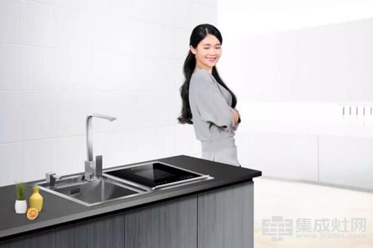 板川集成灶:还在为洗碗烦恼 板川安全水槽洗碗机为洗碗难题而来