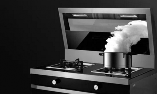 """普森集成灶:新一代120℃高温蒸箱 给你足够多的""""蒸""""爱"""