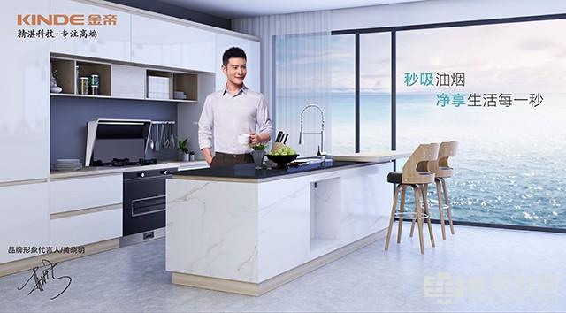 集成灶十大品牌金帝集成灶打造完美下厨体验
