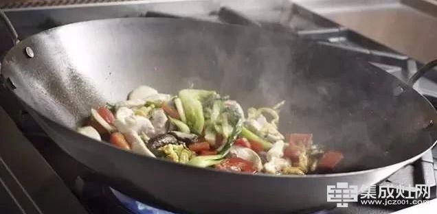 柏信集成灶:简单点 让做饭再简单点