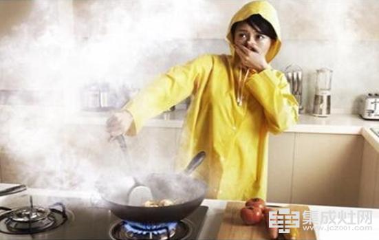 安居星集成灶:小厨房带你爆炒美味