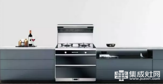 集颜值与品质于一体的厨房神器就是沃普集成灶