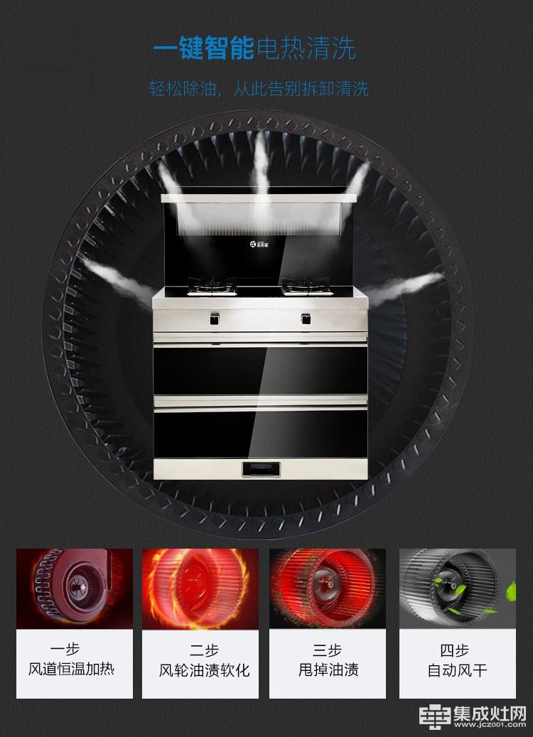 集成灶的自动清洗功能 是真的实用还是销售噱头