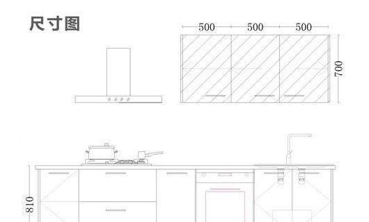 灶台高度一般是多少?厨房灶台的标准高度