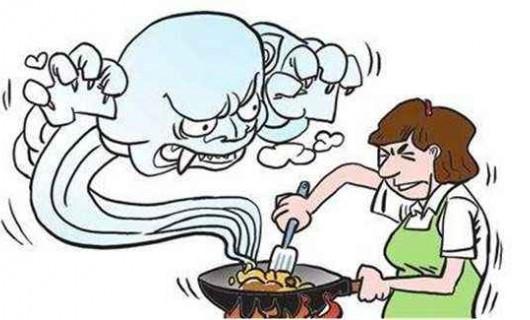 """""""讨厌""""的集成灶 让我炒菜都闻不到味道"""