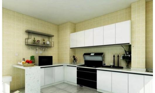 开放式厨房和传统厨房难以抉择 培恩集成灶两者兼可