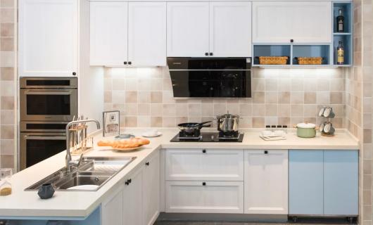 奥田开放厨房:与幸福相伴 打造轻奢理性空间