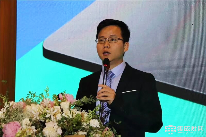 德普凯信董事长李奎先生致辞