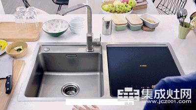 干净的尚品洗碗机