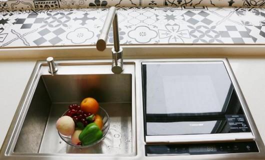 潮邦水槽洗碗机:与家人相处的秘诀