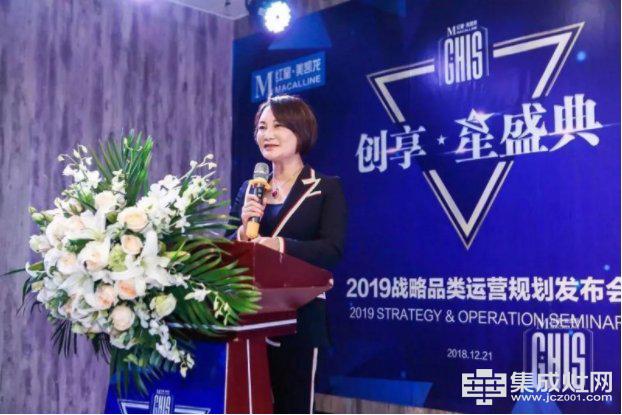 2019战略品类运营规划发布会