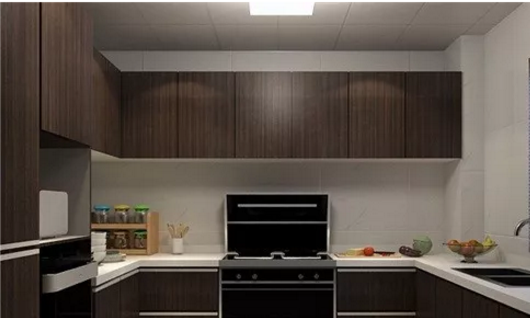 普森集成灶: 厨房就是家的味道