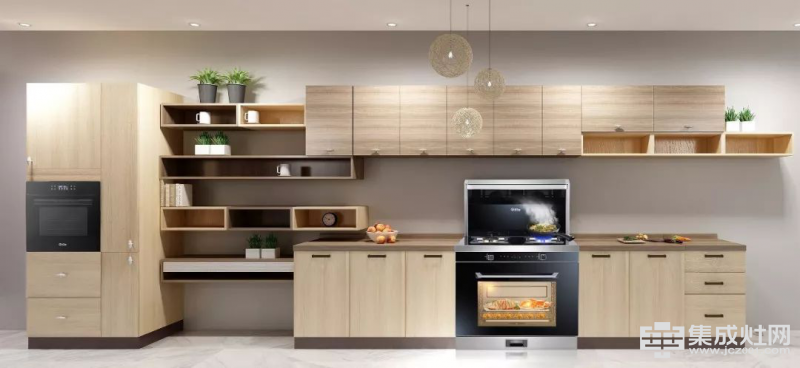 集成灶引领厨房时尚新革命