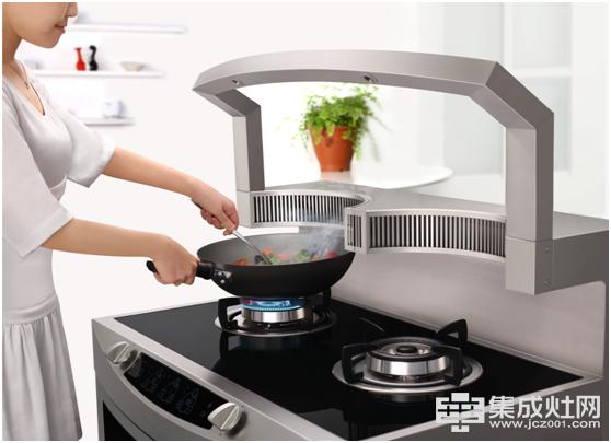 喜柚:集成灶VS油烟机 谁才是真正的厨房霸主
