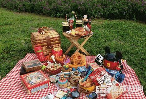 帅丰集成灶:踏青只知道带青团 这几种食物才是必备美味