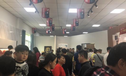 超级厂购节 厨壹堂扬州工厂直购圆满结束