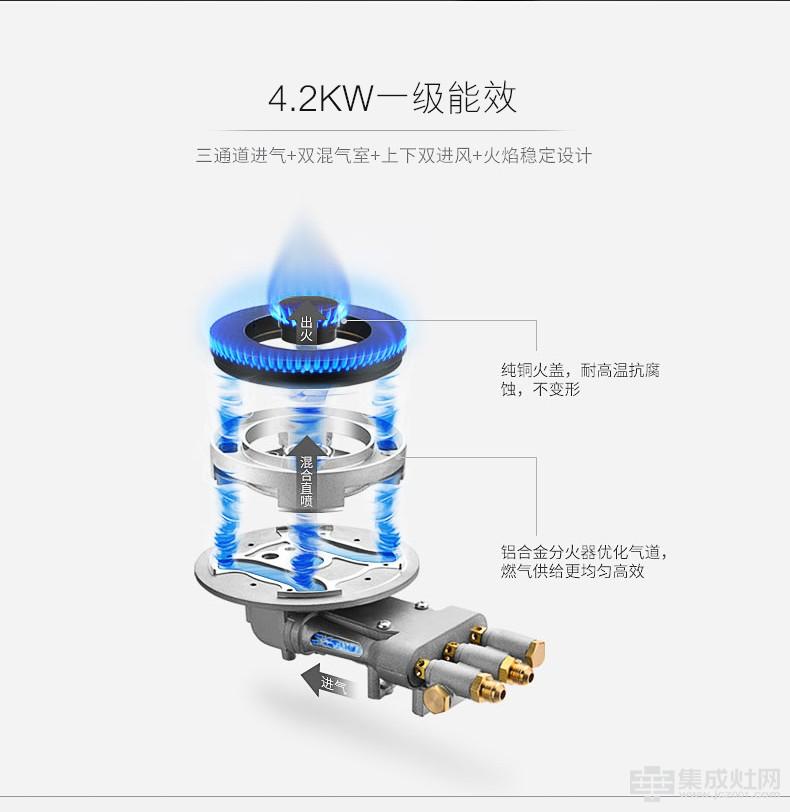 威可多集成灶W900ZX-10