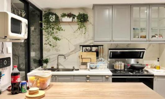 小户型装修有技巧 集成灶帮你开辟厨房新天地