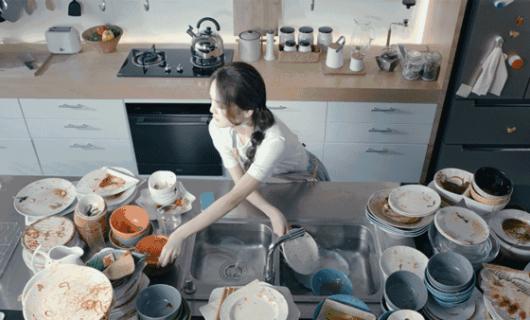万事兴洗碗机:拒绝千篇一律 我家洗碗灵魂有趣