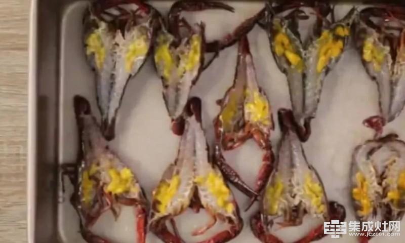 舌尖上的乐格 蒜蓉粉丝小龙虾