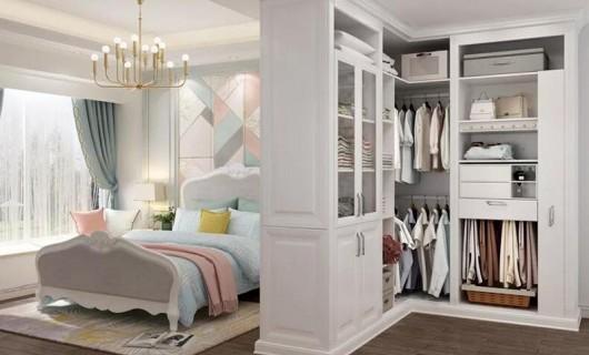 索菲亚衣柜怎么样?价格高吗?
