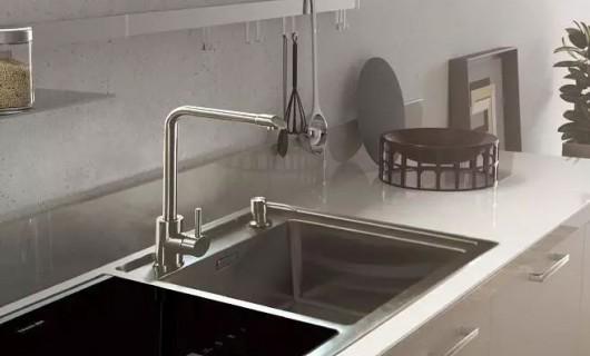 品质厨房新趋势:换掉水槽 迎接力巨人水槽洗碗机