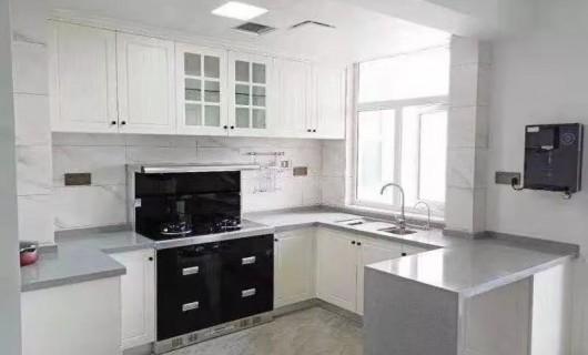 厨壹堂集成灶:7m²的小户型厨房 这样设计好看又实用
