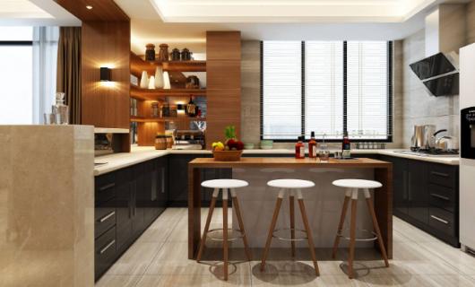 开放式厨房到底用集成灶好还是普通油烟机好 究竟怎么选