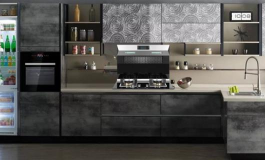 贺喜分体式集成灶:不买贵的只卖对的 厨房电器选贺喜就对了