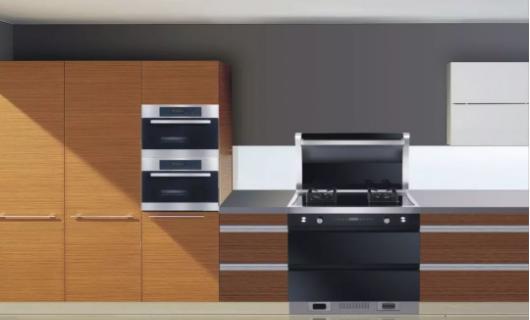 金铂尼集成灶:为何开放式厨房需要一台集成灶