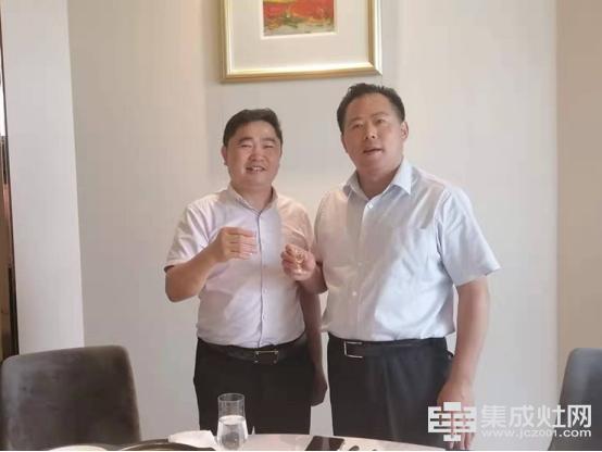 金利集成灶与江苏省总商会就房地产精装修事宜达成战略合作(1)288