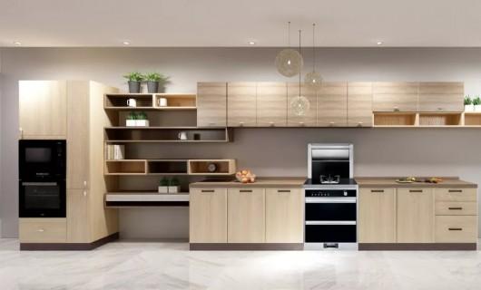 普迪奥集成灶:厨房橱柜整装 是先装修还是先买集成灶