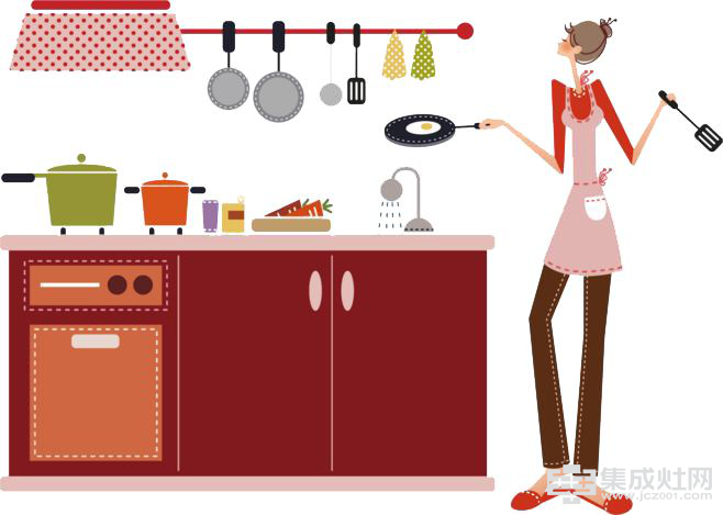 老厨房改造空间不够集成灶来拯救,你的厨房需要逆袭!43