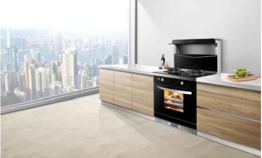 板川集成灶:凝智力 集创力智韵宝打造安全智能厨房