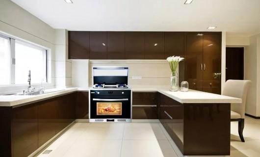 乐格集成灶:小空间的厨房生活也可以不将就