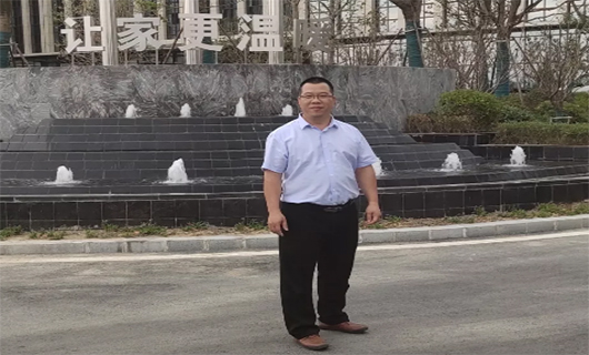 培恩集成灶人物志 江西经销商刘永辉:只要选择了就用心去做 一定能做好