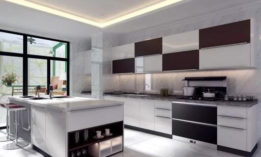 CAL卡洛集成灶:家里厨房正在装修 听我的 选CAL卡洛集成灶准没错
