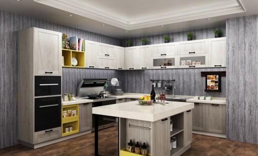 力巨人集成灶:厨房装修时 烤箱选台式还是嵌入式