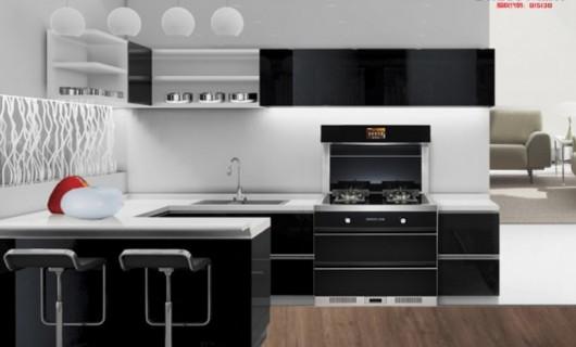 杰森集成灶:为什么开放式厨房要集成灶