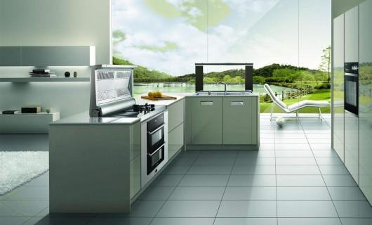 厨房装修新主张 轻松玩转全靠集成灶