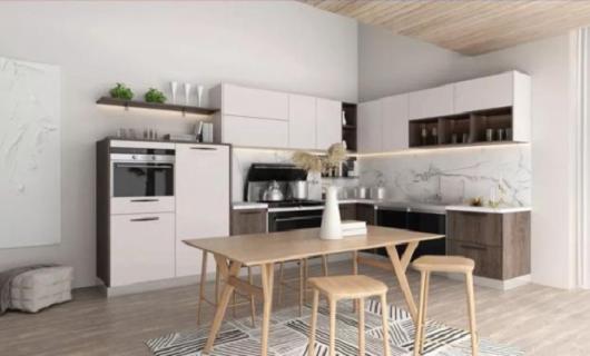 小厨房就该轻装上阵 用集成灶装修才能让人羡慕