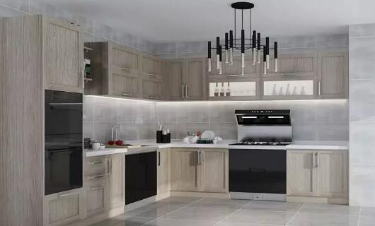 力巨人:开放式厨房和集成灶更配 这几点理由无法反驳