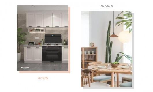 奥田集成灶:厨房装修指南 不得不考虑的5个动线布局