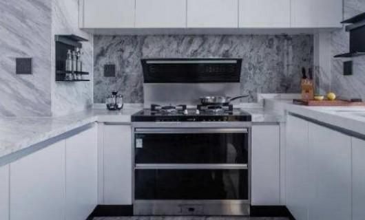 金铂尼:现代集成灶给你带来全新厨房生活体验
