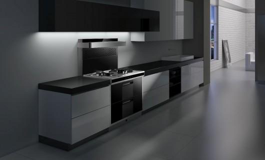 沃普集成灶测评 :白领新家的厨房必备神器