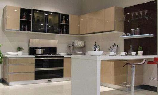 小户型商品房用开放式厨房好不好
