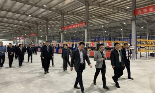 奥田集团河南二期项目 深度助力海内外市场布局