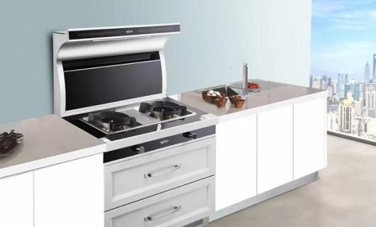 厨房精装 试试看欧诺尼集成灶 保证不失望