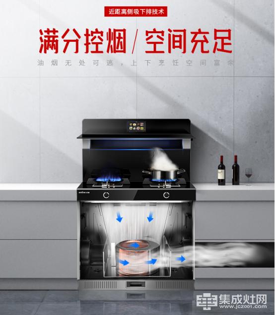 【亿田集成灶】寒风瑟瑟,我想要一台集成灶,炖汤烤肉煮火锅.214