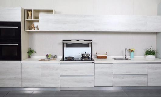 厨房+卡梦帝分体式集成灶 颠覆你对厨房的所有想象